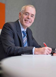 Open University Vice-Chancellor Peter Horrocks