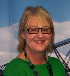 Susan Stewart, Director of the Open University in Scotland