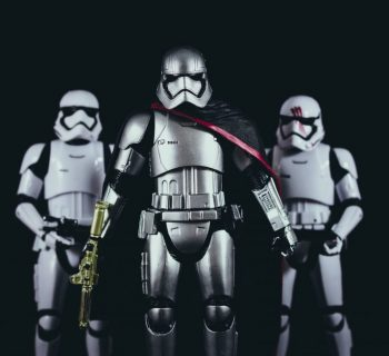 Star Wars Stormtroopers by Julian Fernandes via Unsplash