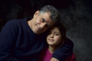 12 year-old Isra'a & her family feature in the documentary