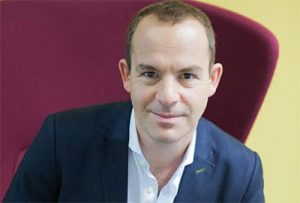 Photograph of Martin Lewis