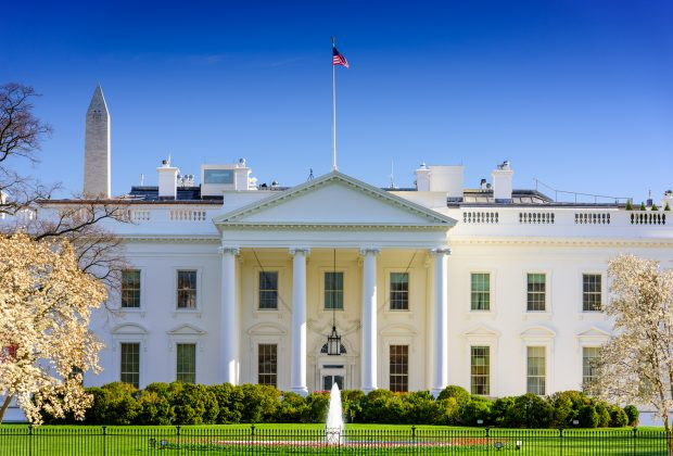 The White House, WAshington DC. Image credit: Thinkstock