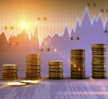 Money and financial graph. Image credit: Thinkstock