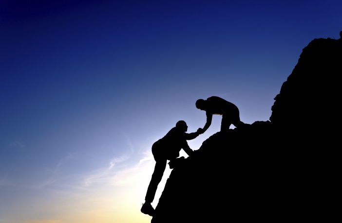 Climbing up a mountain - Widening Participation