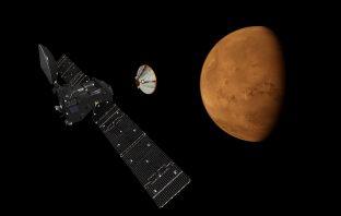 ExoMars Mission 2016, EDM and TGO separation