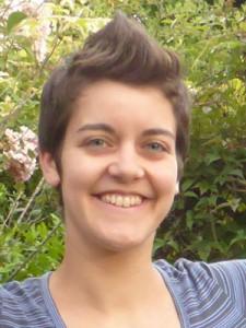 OU PhD student Rhian Chapman