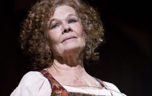 Dame Judy Dench performance on Shakespeare Live!