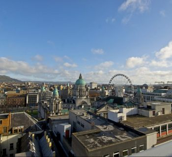 Belfast City Centre. Image credit: Thinkstock