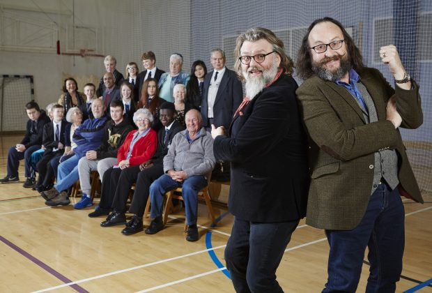 The Hairy Bikers (Si King & Dave Myers) at The Oxford Academy