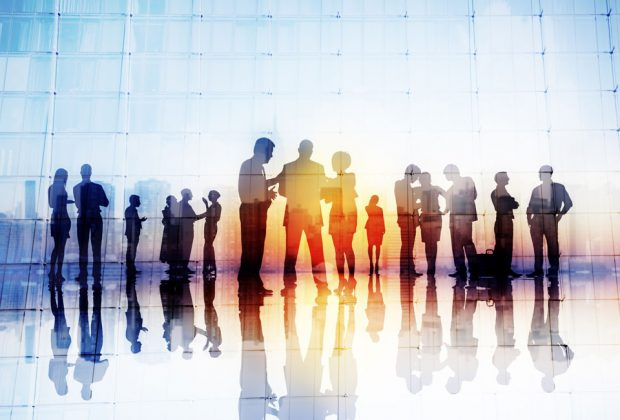 Silhouettes of Business People. Image credit: Thinkstock