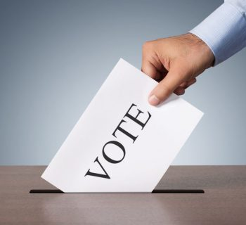 Voting. Image credit: Thinkstock