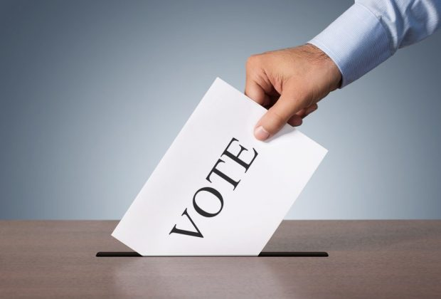 Voting. Image credit: Thinkstock