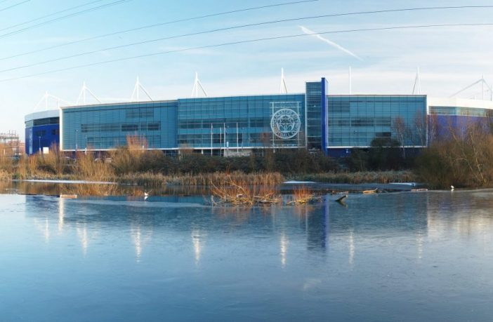 Leicester City FC's football stadium