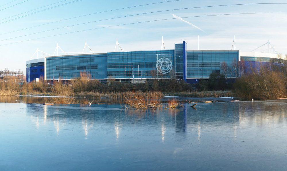 Leicester City FC's football stadium