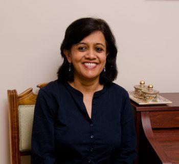 Prof Parvati Raghuram