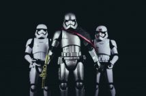 Star Wars Stormtroopers by Julian Fernandes via Unsplash