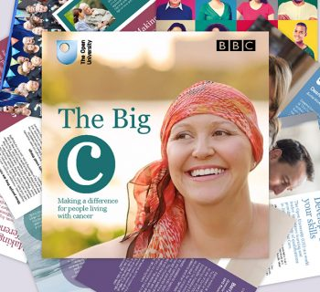 The Big C booklet produced by Open University academics to support BBC TV series The Big C and Me.