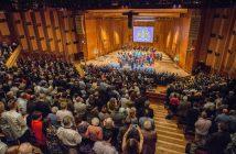 Barbican degree ceremony