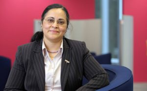Shailey Minocha, Professor of Learning Technologies and Social Computing
