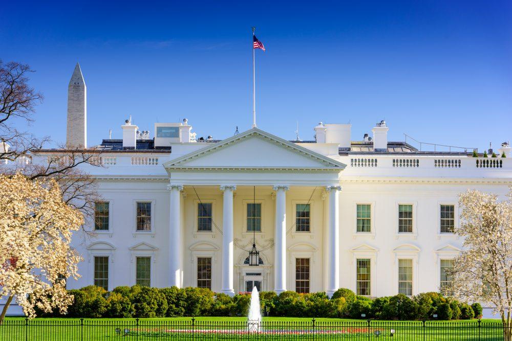 The White House, WAshington DC. Image credit: Thinkstock