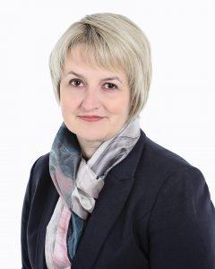 Josie Fraser, Deputy Vice-Chancellor of The Open University