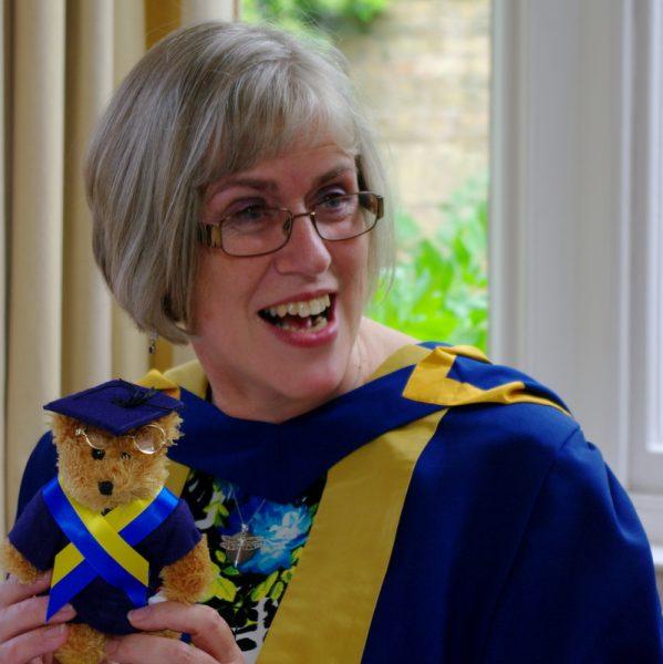 Head of School of Physical Sciences, Professor Sally Jordan