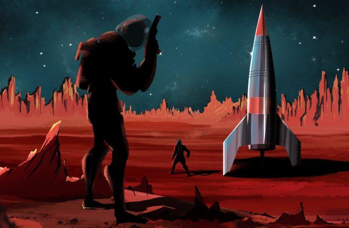 BBC iPlayer - Hunting the Martians