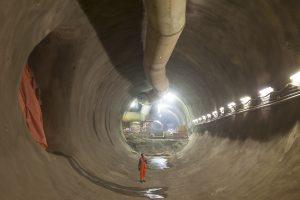 Vast tunnels