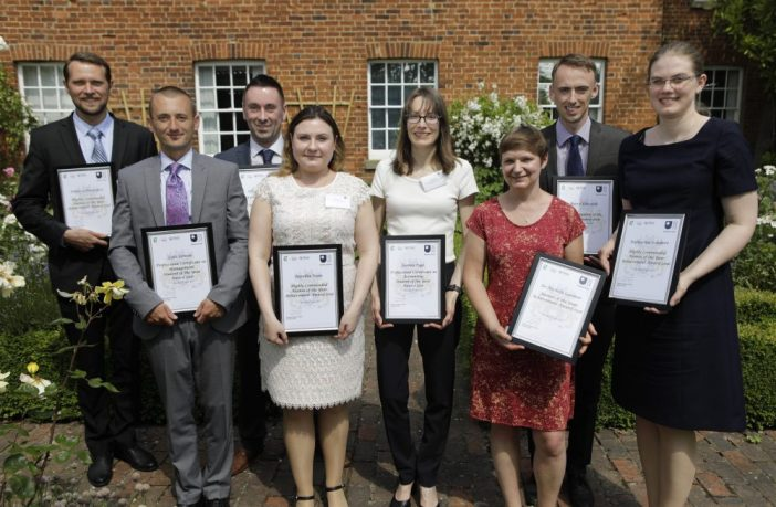 Open University Business School Student and Alumni Awards 2017