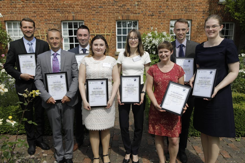 Open University Business School Student and Alumni Awards 2017