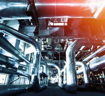 Tomorrow's World Industrial Scene