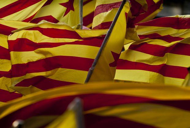 Catalunya flags