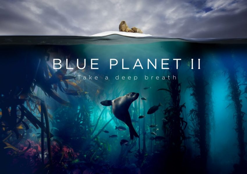 poster from Blue Planet II