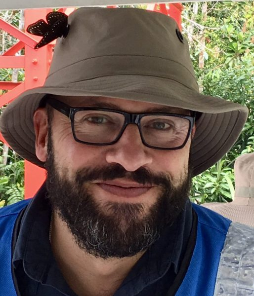 Professor of Global Change Ecology, Vincent Gauci