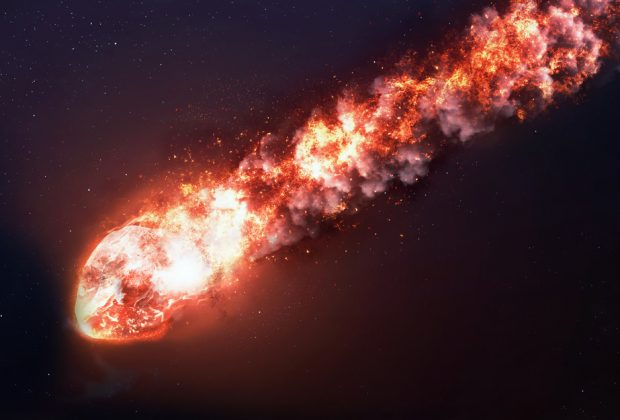 Asteroid fire