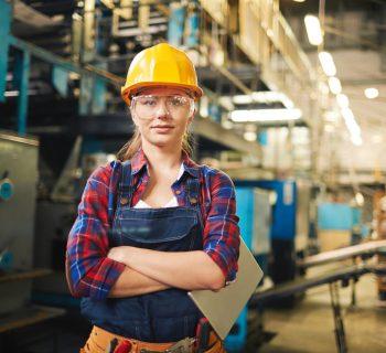 Engineer women