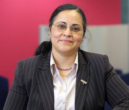 Professor Shailey Minocha