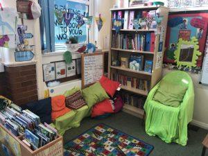 young reader corner