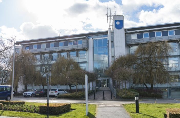 Photograph of the Open University
