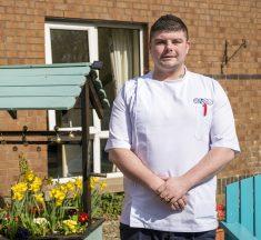 Robert combines full-time work & study on his nursing journey
