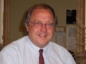 Photo of Professor Bob Moon CBE