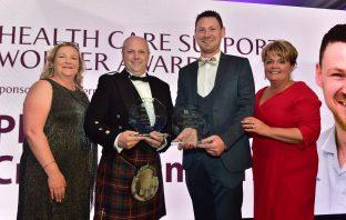 RCN Northern Ireland nursing awards