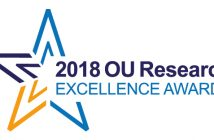 OU Research Excellence Awards logo