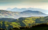 Photo of Andean landscape