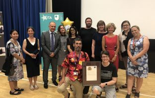 oPEN uNIVERSITY teaching awards