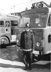 Sister Mary Joy firefighter