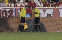 VAR referees
