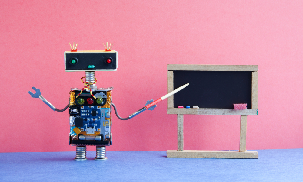can robots replace teachers essay Commmented by ikumi thank you for your writting this essay and i could enjoy to read that by the way, you said that the robots can't replace the human teachers.