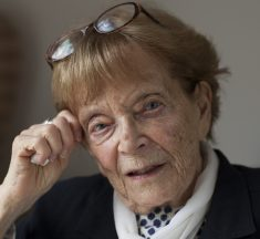 The remarkable story of Auschwitz survivor and OU graduate Evelyn Lipmann