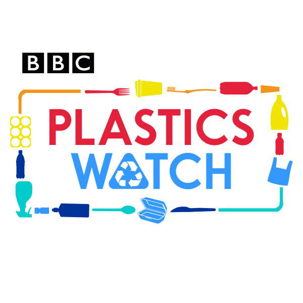 Plastic Watch LOGO